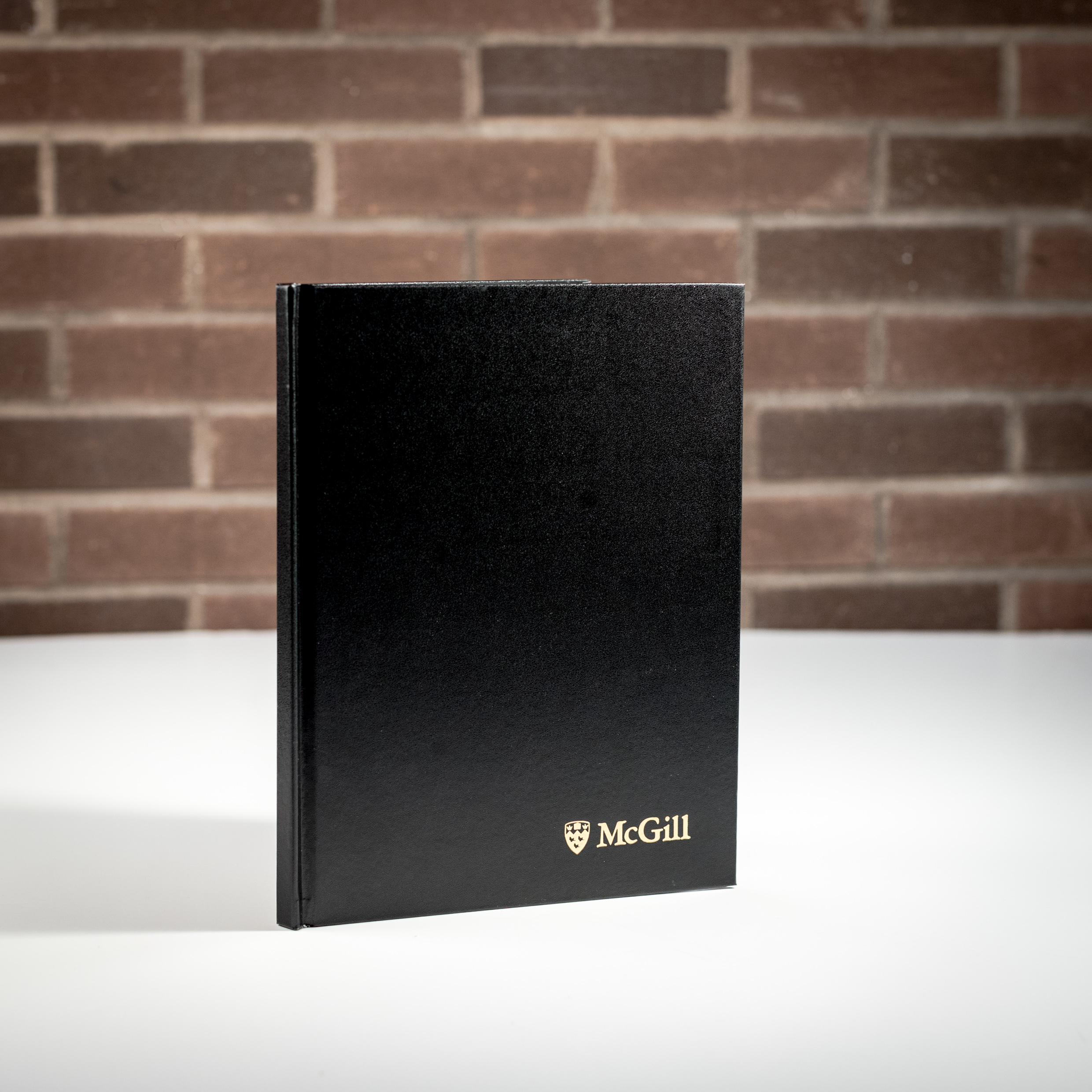 McGill Hardcover Executive Journal