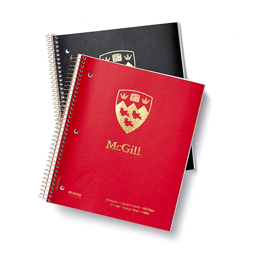 McGill Notebooks