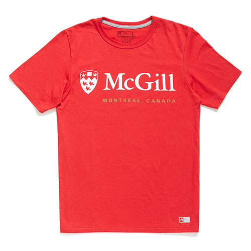 McGill Montreal Tee