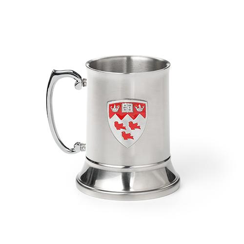 McGill Crest Beer Stein