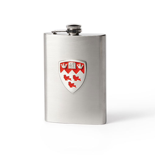 McGill Pocket Flask