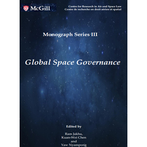 Global Space Governance