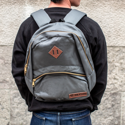 BACKPACK WILLLAND NEW DAY GREY