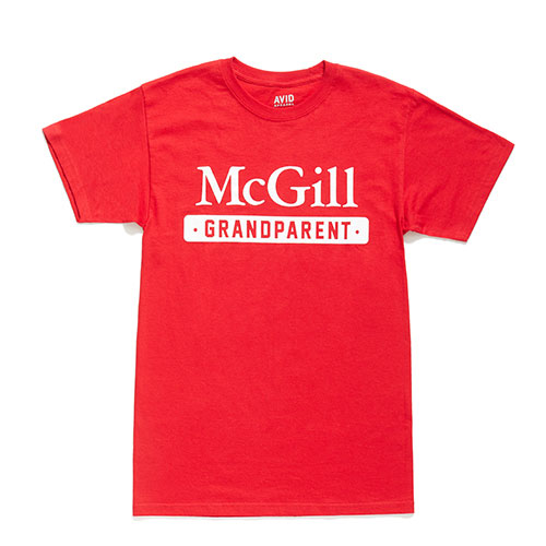 McGill Grandparent Basic Tee