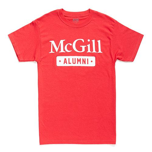 McGill Alumni Basic Tee