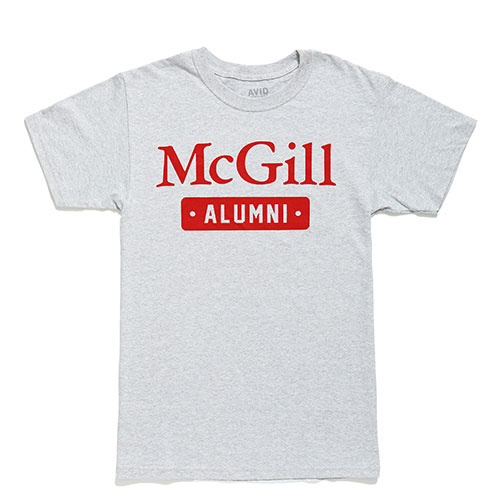 McGill Alumni Basic Tee