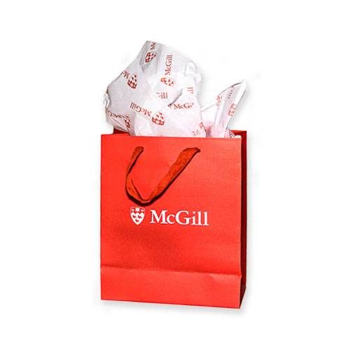 McGill Gift Bag Wrapping Paper