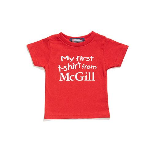 McGill Toddler Shirt