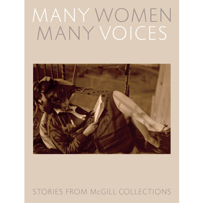 Many Women, Many Voices - Cooke - McGill - ROAAr