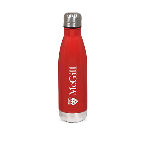 McGill Double Wall Stainless Steel Water Bottle