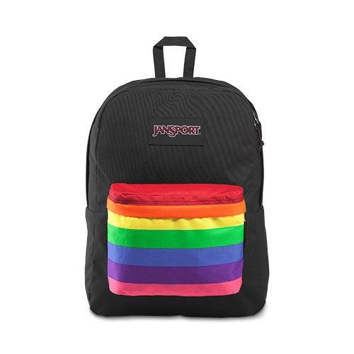 JanSport Rainbow Pocket Backpack