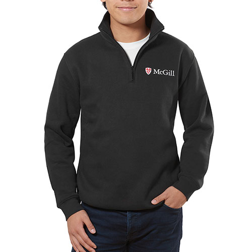McGill Fleece 1/4 Zip