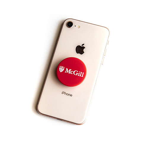 McGill Smartphone Socket Grip
