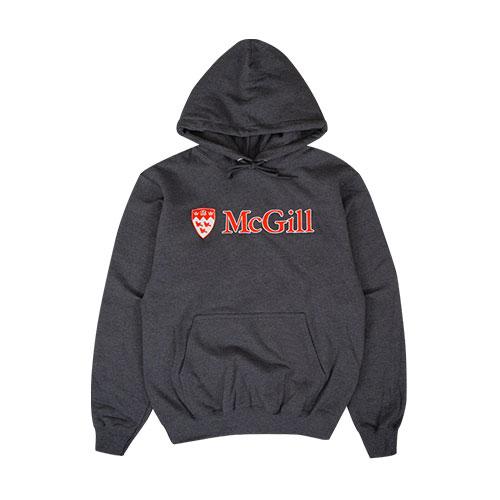 McGill Super Soft Fleece Hoodie