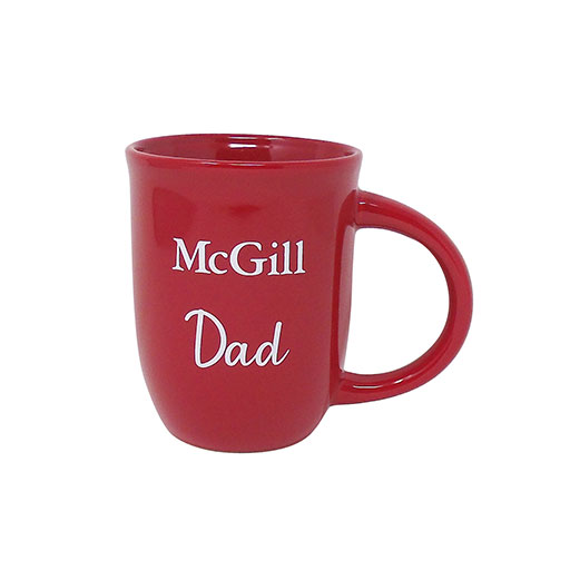 McGill Dad Limited Edition Ceramic Mug