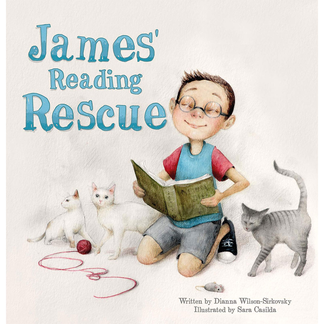 James' Reading Rescue