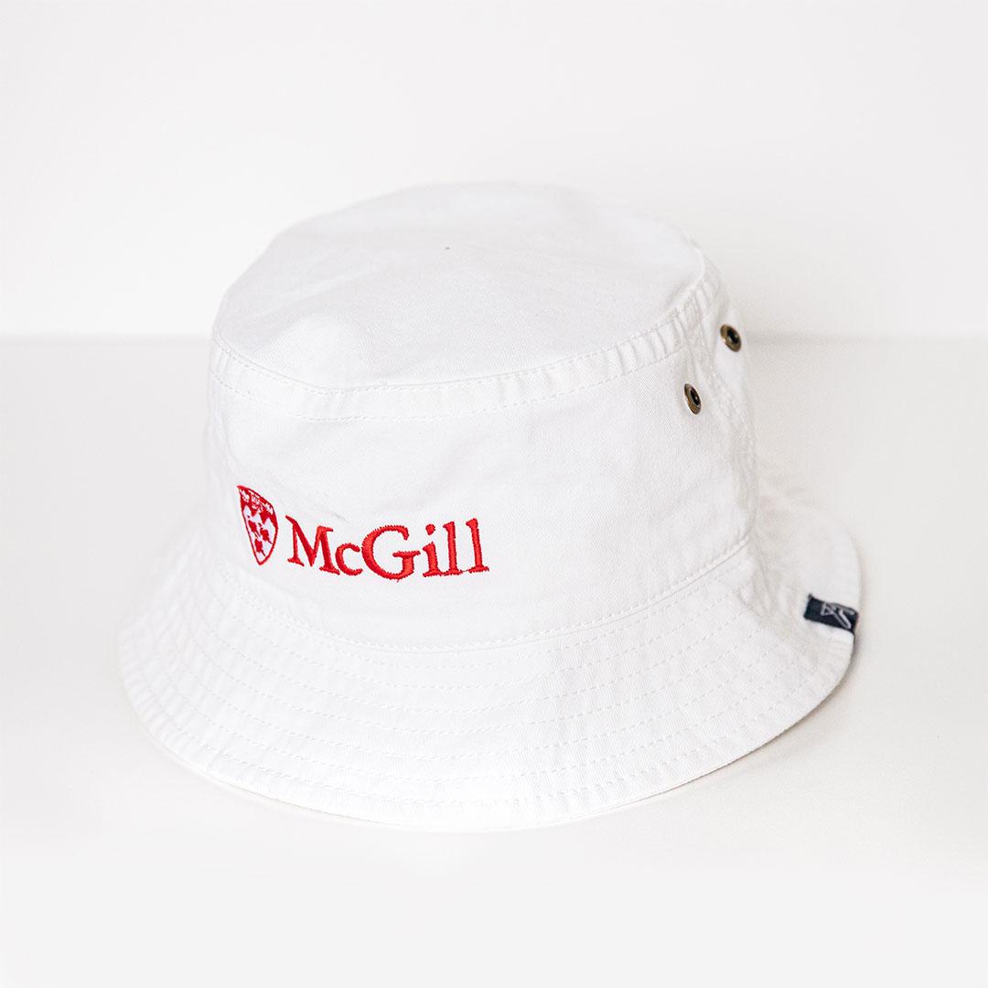 McGill Cotton Twill Bucket Hat