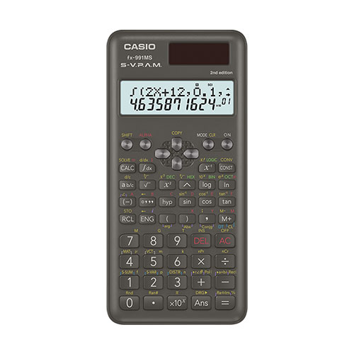 Casio FX991MS + Scientific Calculator