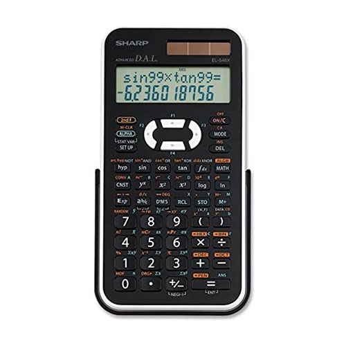 Sharp EL546XB WH Science Calculator