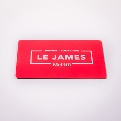 McGill University In-Store Gift Card