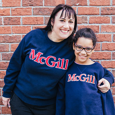 McGill Kids Sweater