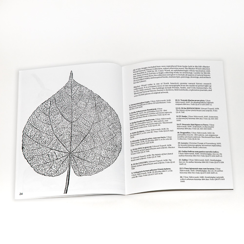 McGill Rare Colour Natural History Colouring Book
