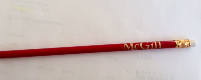 McGill Pencil