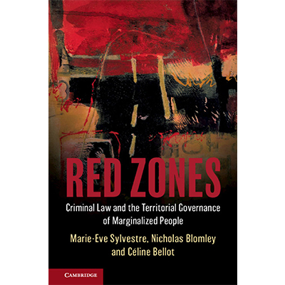 Red Zones by Marie-Eve Sylvestre