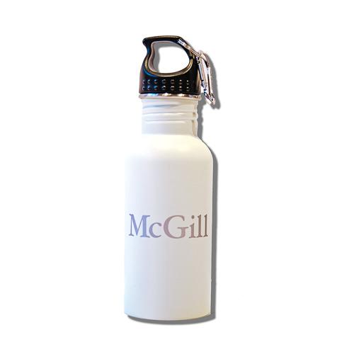 McGill Matte Finish Water Bottle
