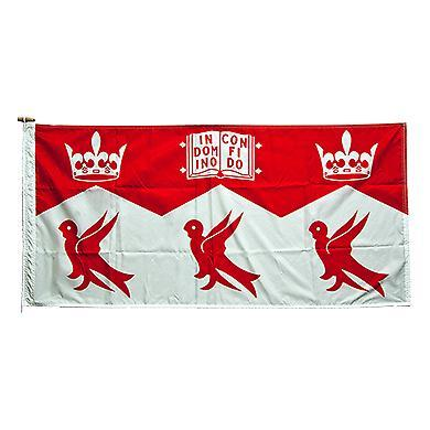 McGill's deluxe flag for school pride