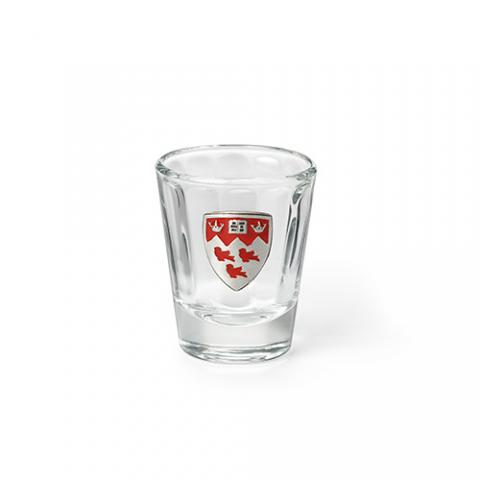 McGill University Shot Glass