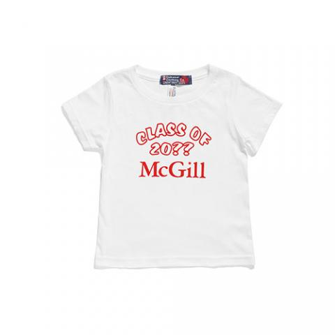 McGill Class of 20?? Toddler Tee