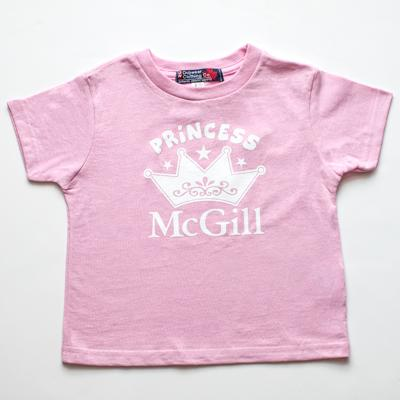 T SHIRT TODDLER PRINCESS 3T