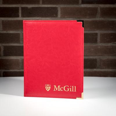McGill Certificate Holder