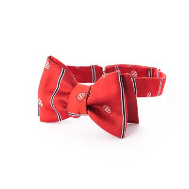 McGill University Bowtie Red
