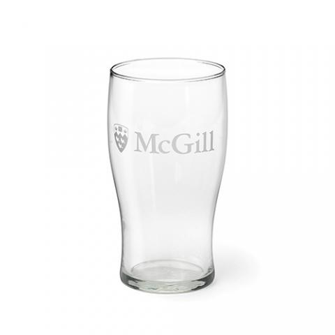 McGill Pint Glass