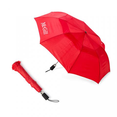McGill Deluxe Vented Folding Umbrella