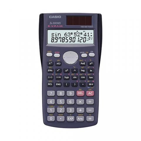 Casio Calculator fx-300MSPLUS