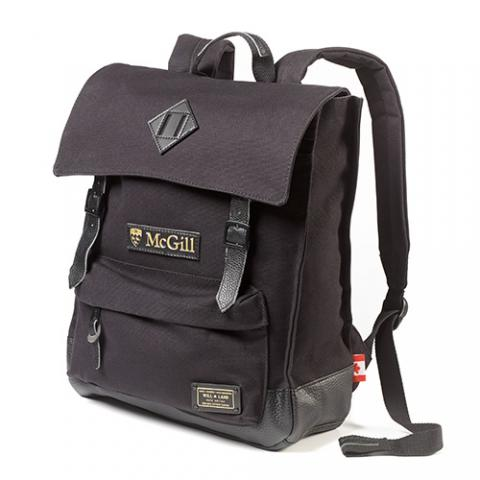 BACKPACK WILLLAND SQUARE COLINET DARK NIGHT