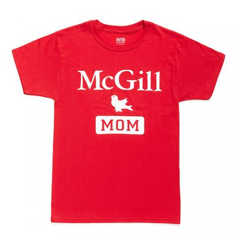 McGill Mom Basic Tee
