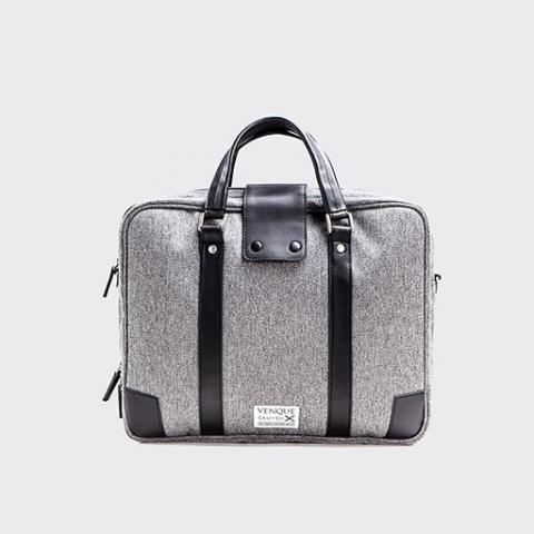 Venque Professional Bag Grey/Black