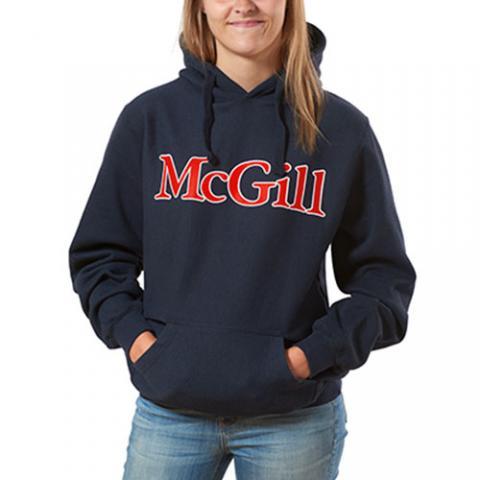 McGill Classic Fleece Hoodie