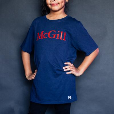 T SHIRT YOUTH ESSENTIAL S/S NAVY