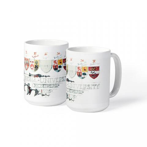 McGill Percy Nobbs Sketch Mug