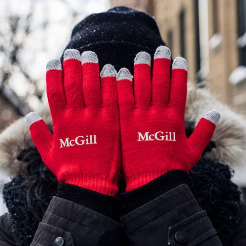 McGill Touchscreen Gloves