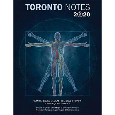 Toronto Notes 2020