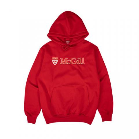 McGill Super Soft Fleece Hoodie