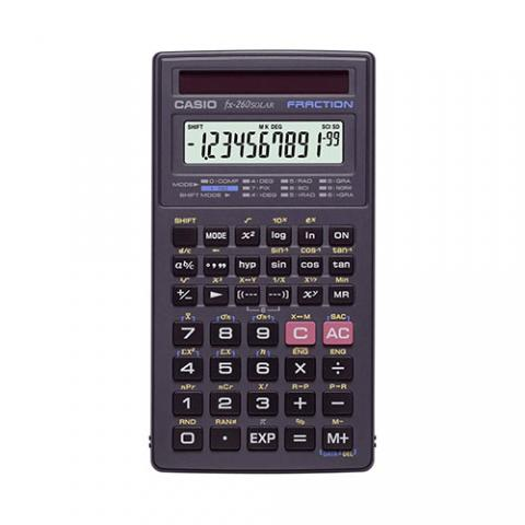 Casio FX260 Solar Calculator