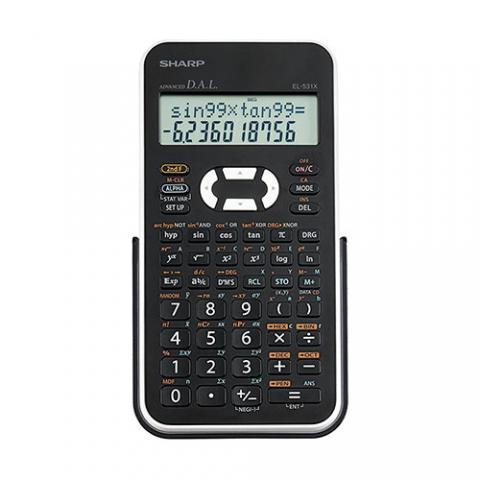 Sharp EL 531XGB WH Scientific Calculator