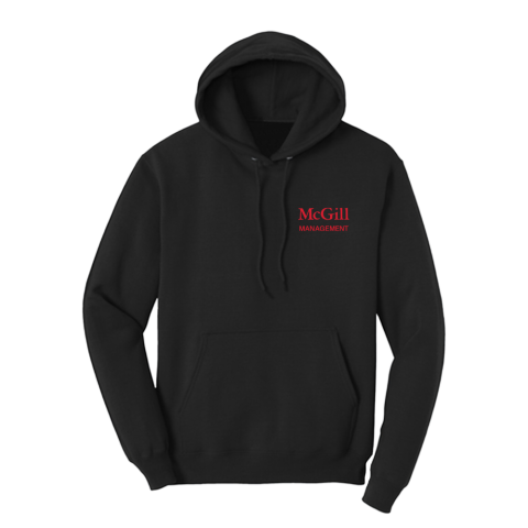 Desautels Faculty of Management Hoodie - FRONT